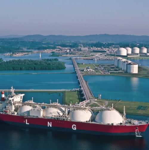 LNG - Sıvılaştırılmış Doğal Gaz