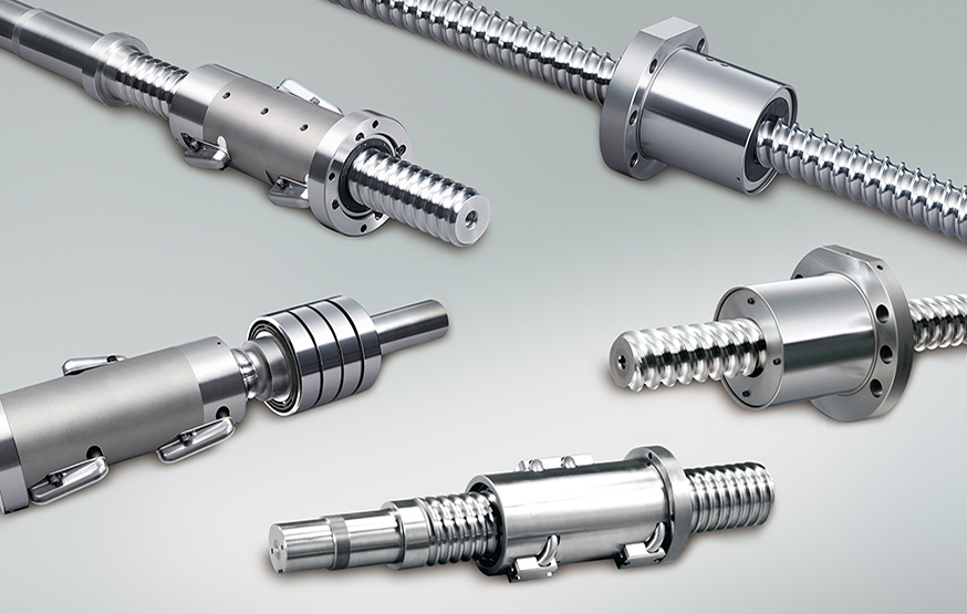 Ball Screws S-HTF Series
